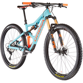Orbea Occam M10, blue/orange